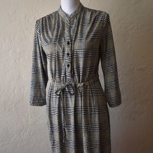 Midi Large Dress